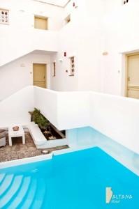Altana Suites pool